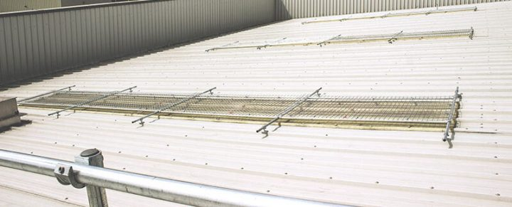 Kee Cover protecting scotland's fragile roof lights and skylights